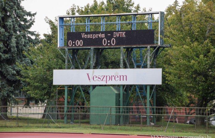 VLS Veszprém - DVTK