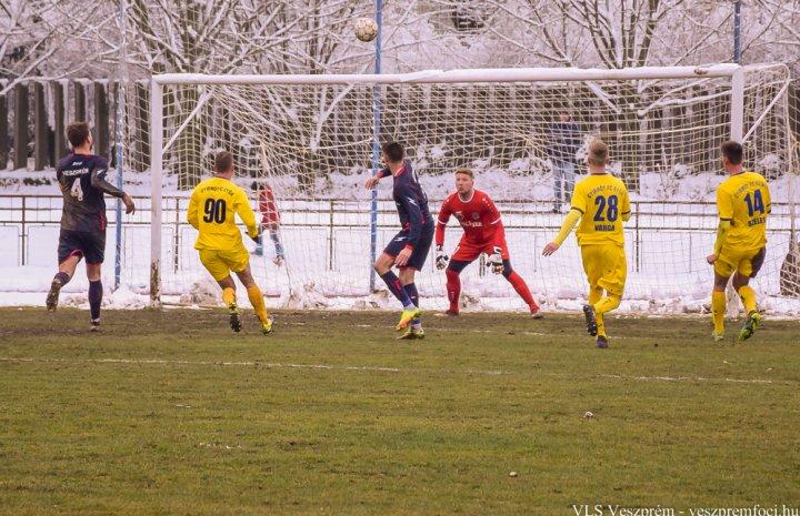VLS Veszprém - Gyirmót FC