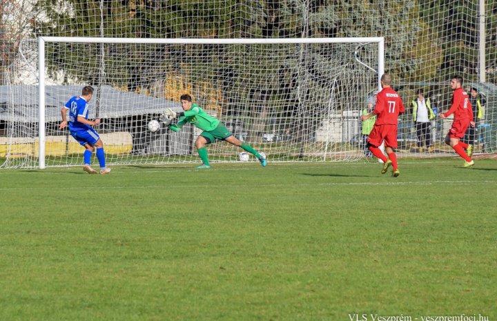 VLS Veszprém - Puskás Akadémia FC II.