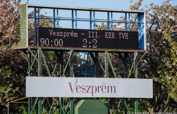 VLS Veszprém - III. Ker. TVE