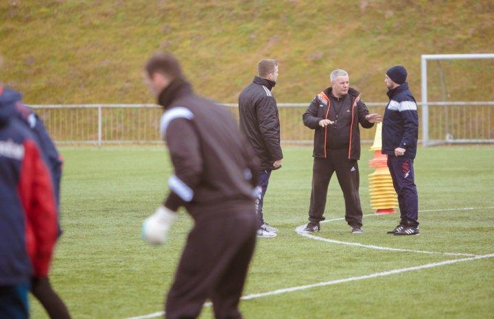 A VLS Veszprém edzésén jártunk