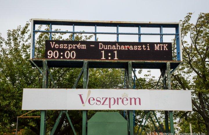 VLS Veszprém - Dunaharaszti MTK