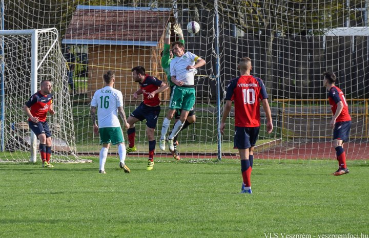 VLS Veszprém - FC Ajka
