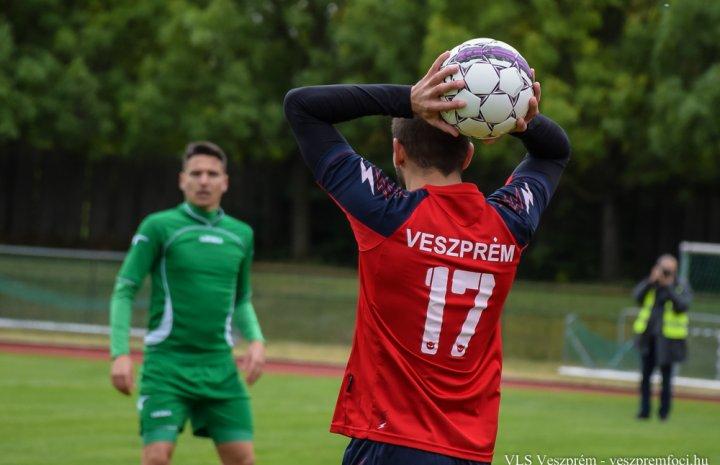 VLS Veszprém - Csornai SE