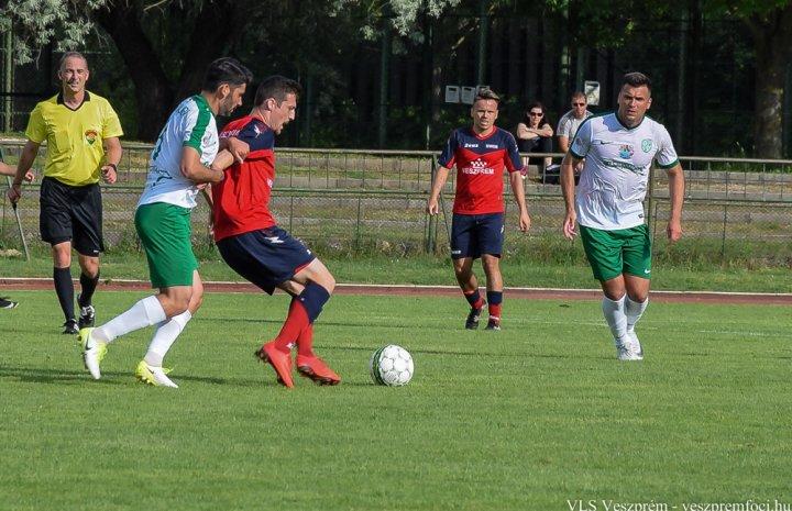 VLS Veszprém - Kaposvári Rákóczi FC