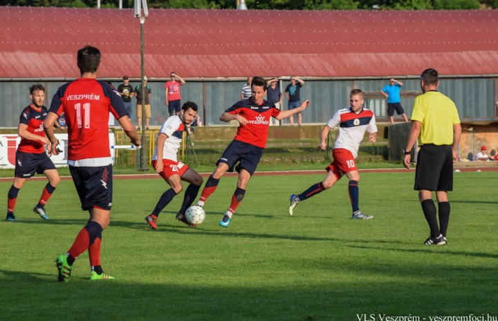 VLS Veszprém - Csepel FC