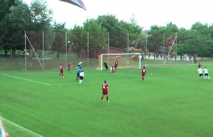 A 3. leggyorsabb gól Európában
