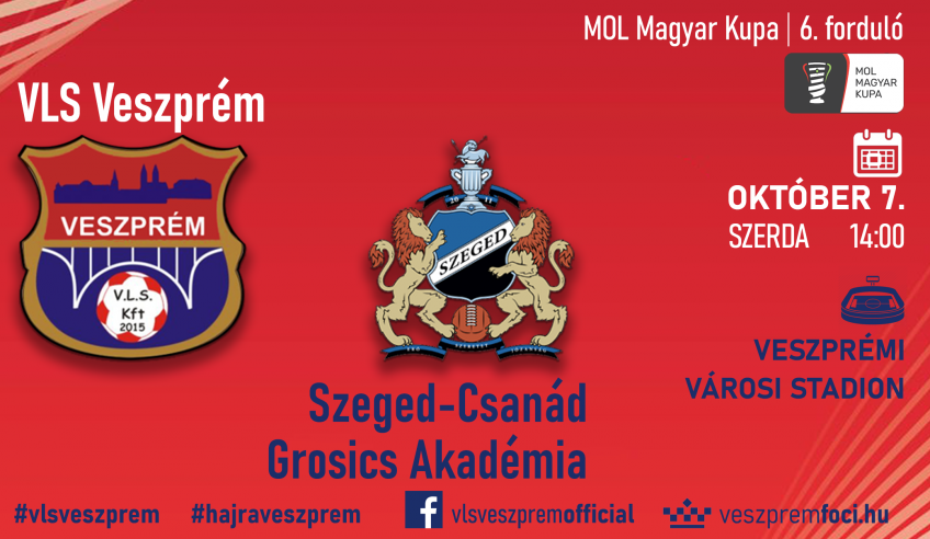 MOL Magyar Kupa mérkőzés