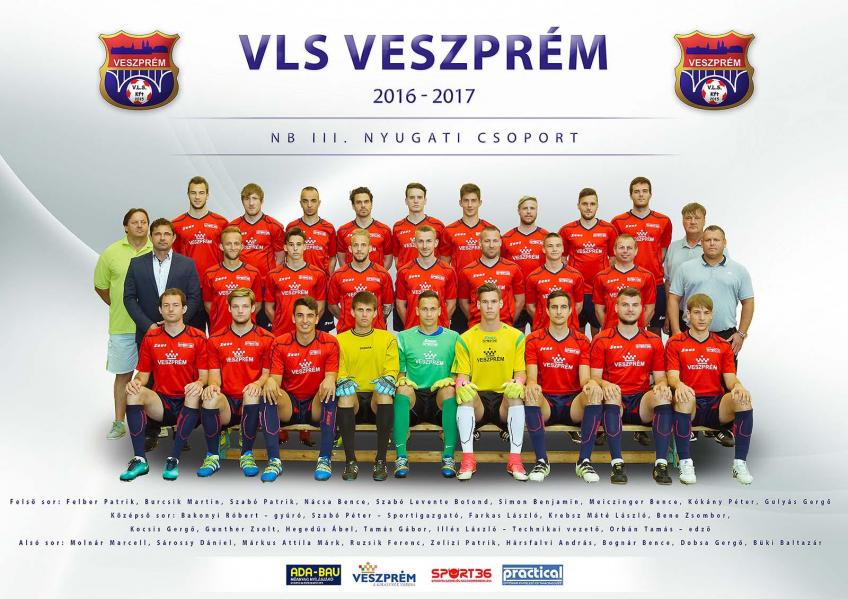 VLS Veszprém: jövőre is NB III!