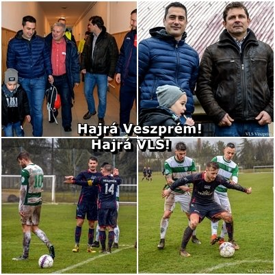 Szurkoljon velünk a VLS Veszprém csapatának!
