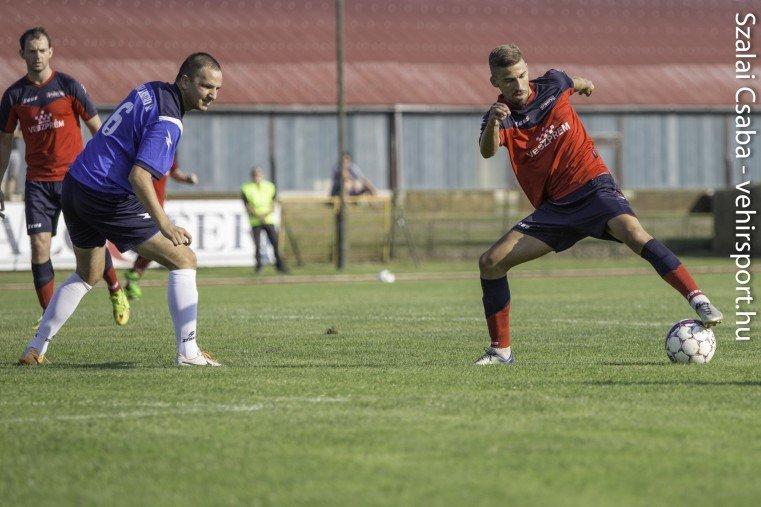 Kilenc gól és egy piros lap – kiütéssel nyert a VLS