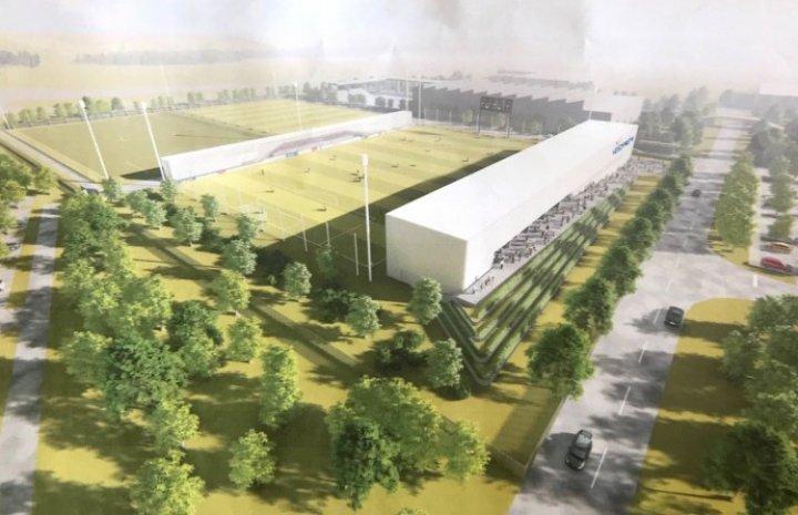 Hatalmas elismerés a VFC USE-nak, új sportközpont épülhet