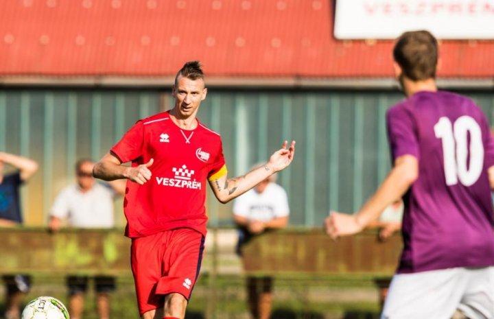 Hiába a sok helyzet, kevés gól született a Veszprém-Lipót meccsen