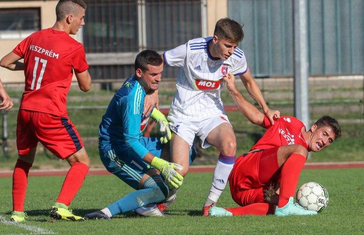 VLS Veszprém: csak a gól hiányzott